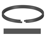 MCIPR Cast Iron Piston Ring by Patriot Fluid Power