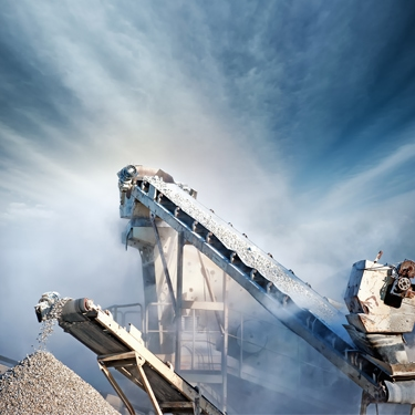 Patriot Fluid Power serves the Cement market