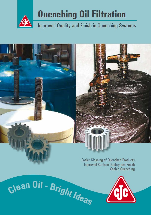 Quenching Oil Filtration brochure by Patriot Fluid Power