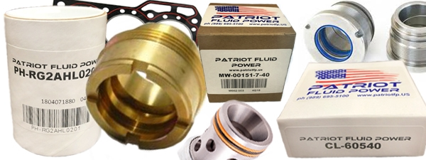 CUSTOM SEAL KITS - Patriot Fluid Power