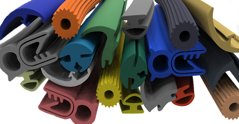 We offers Custom Molded & Extruded Shaped