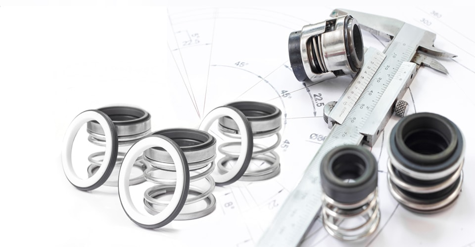 Patriot Fluid Power is a distributor of Mechanical Seals