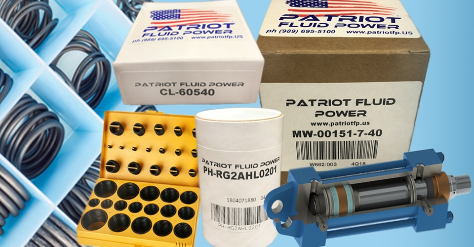 We offers cost saving seal kits