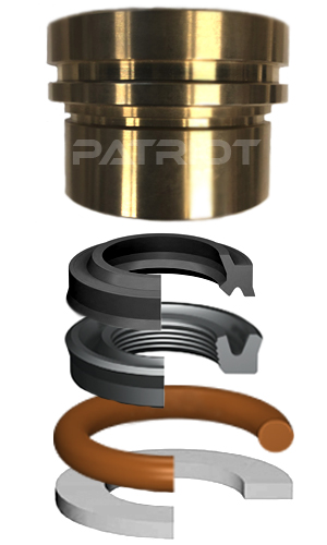 SERIES HD FLUOROCARBON BY PATRIOT FLUID POWER