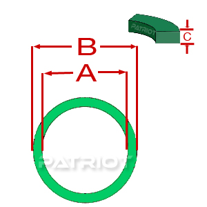 MBTU BFT 140 165 3 12.5 brought to you by Patriot Fluid Power